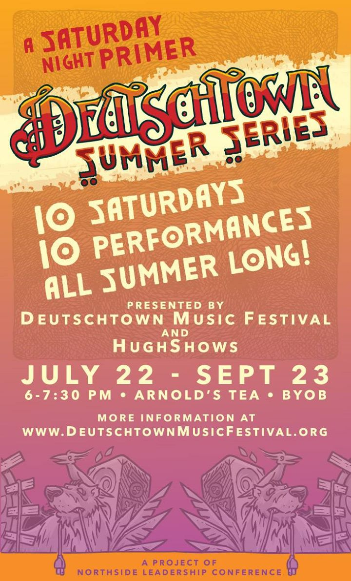 DMF Summer Series