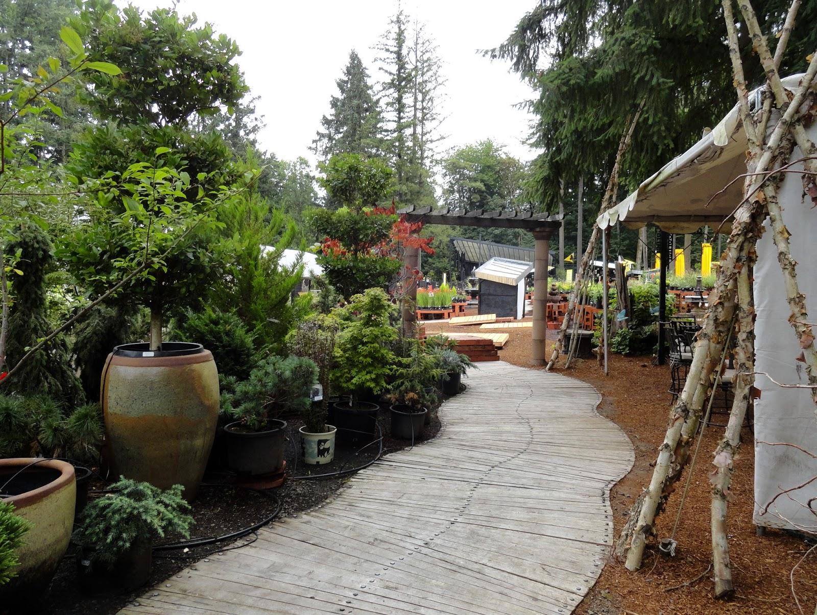 Danger Garden: Discovering A New Nursery, The Garden Corner.