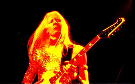 Johnny Winter: Rock'n Roll Hoochie Koo