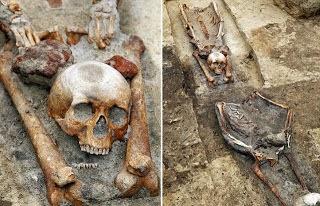 Βρικόλακες ανά την Ευρώπη, Αρχαιολογικό Μυστήριο στην Αγγλία...Όλες οι Εξελίξεις (ΦΩΤΟ) Αόρατα Γεγονότα
