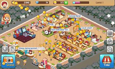 Trik Bermain Game Happy Mall Story Dengan Mudah