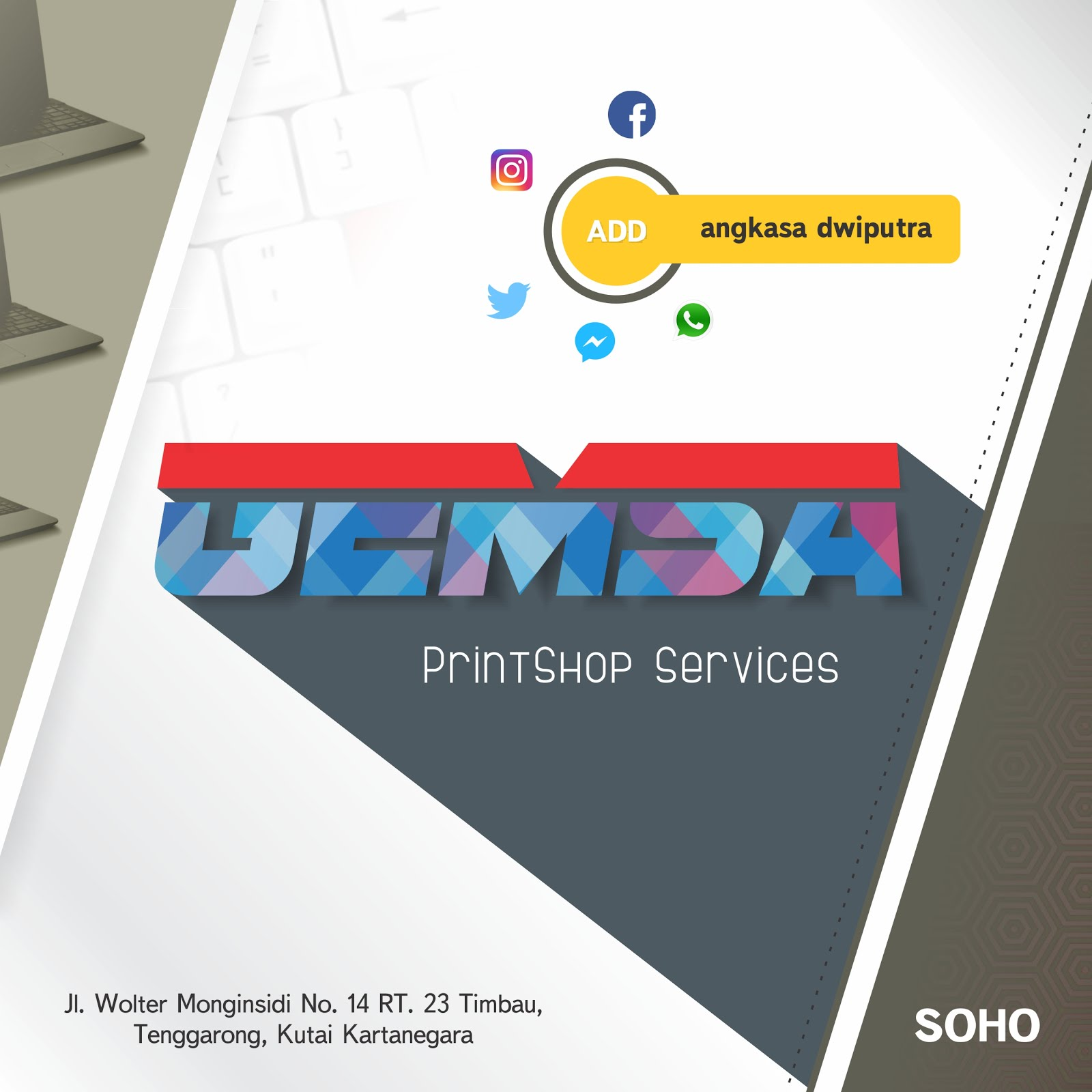 GEMSA - Printshop Services