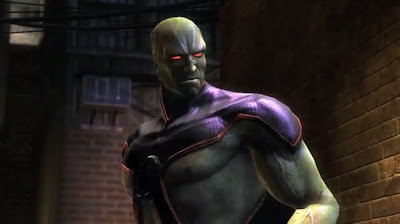 Martian Manhunter Confirmed As Next DLC Character For Injustice: Gods Among Us