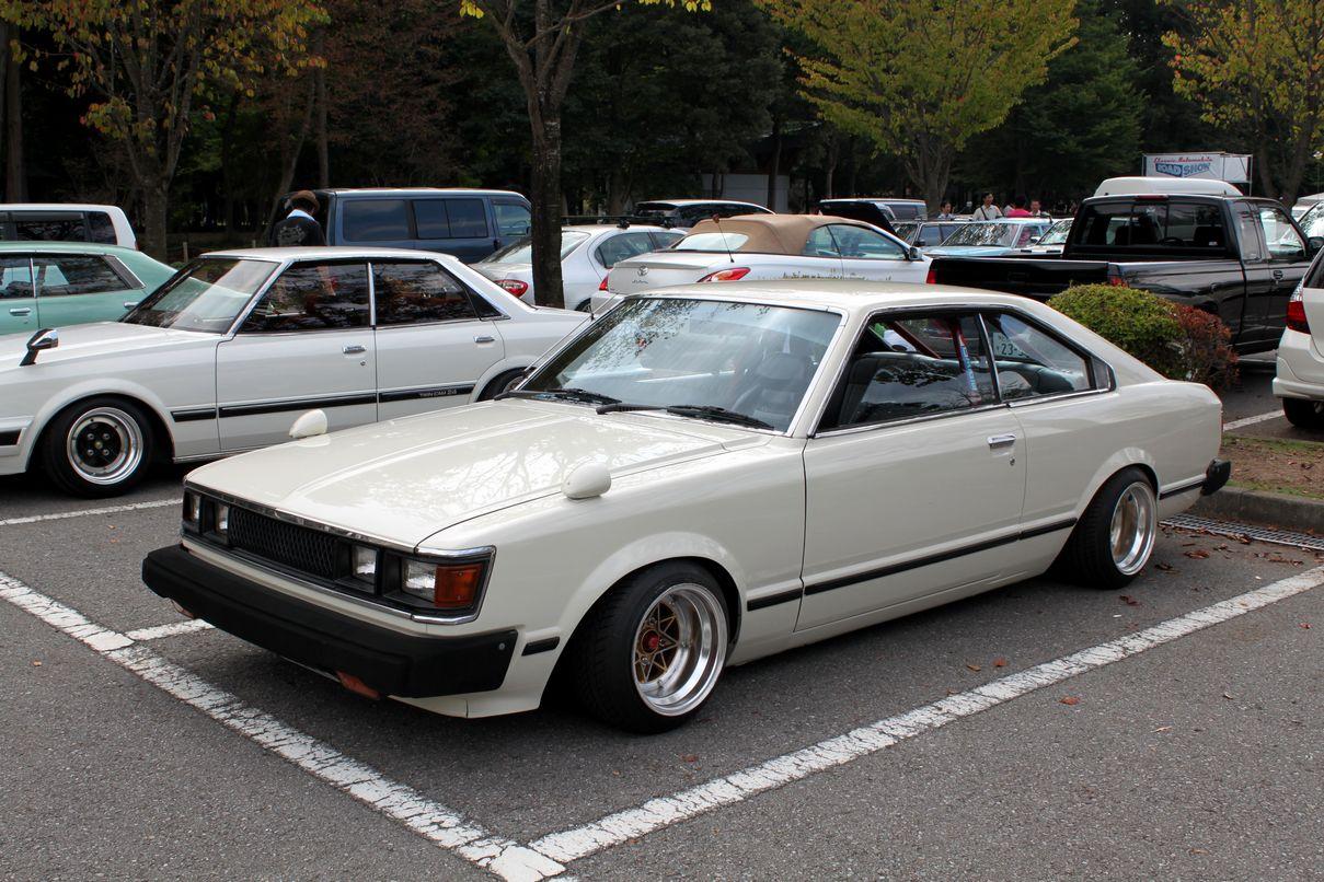 Toyota Carina RA45, klasyczne tylnonapędowe samochody, mało znane auta