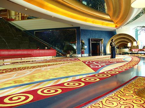 The world visit dubai hotels 7 star for Dubai hotels 7 star hotel