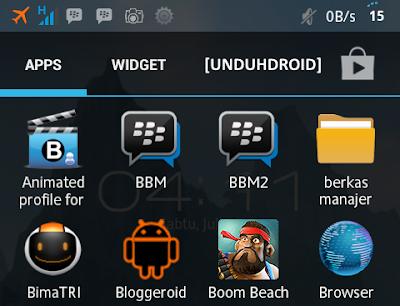 Cara install 2 BBM dalam 1 HP Android dengan mudah, bahkan bukan hanya 1 BBM, anda bisa menginstall BBM 3 sampai 4 BBM sekaligus dengan id dan pin berbeda