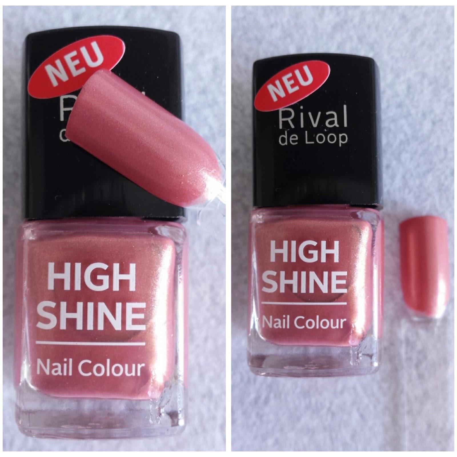 Beauty Gothic: Rival de Loop High Shine Nr.26 Nagellack