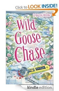 Wild Goose Chase (A Quilting Mystery) by Terri Thayer free kindle ebook