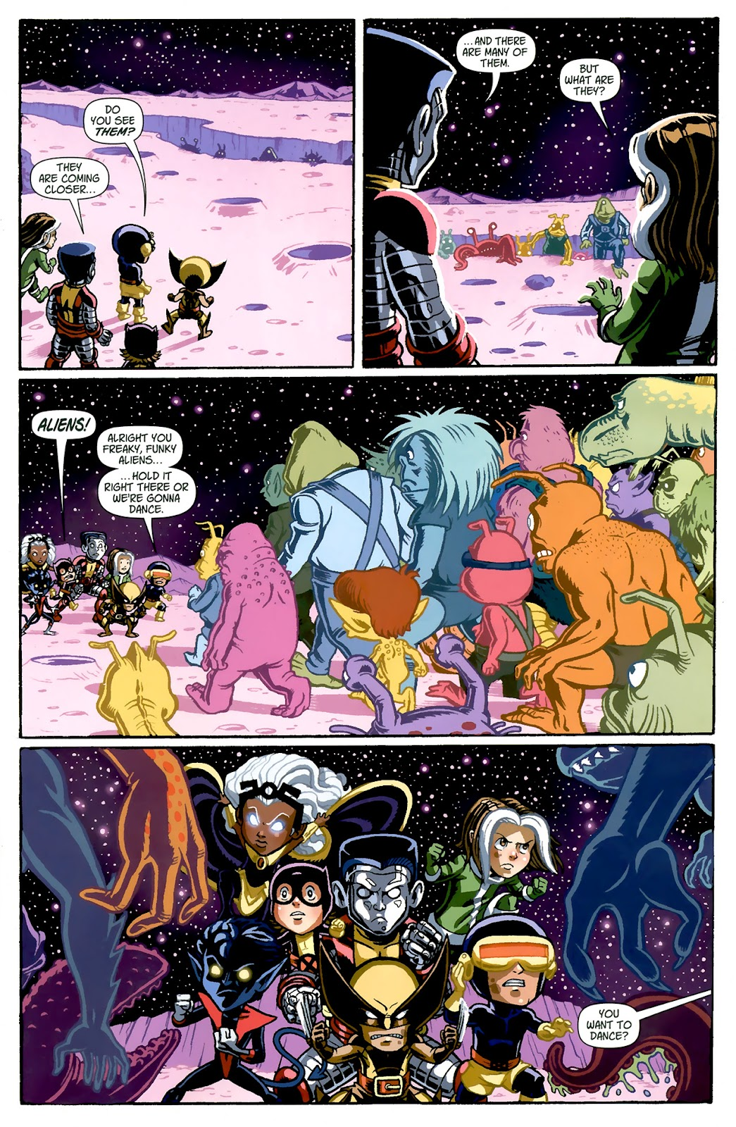 Read online X-Babies comic -  Issue #1 - 23