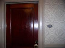 Stanley Hotel Room 418