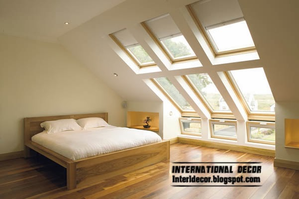 bedroom skylights and roof windows with covers