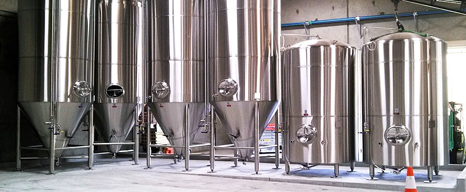 Silver State Stainless Custom, American Made Stainless Steel Tanks for the Wine, Beer and Food Service Industries