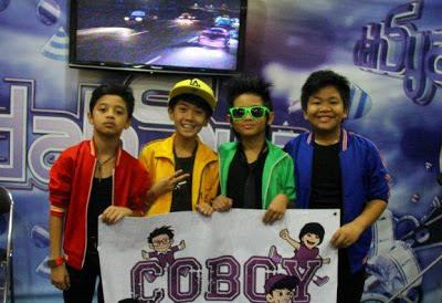 Profil Coboy Junior