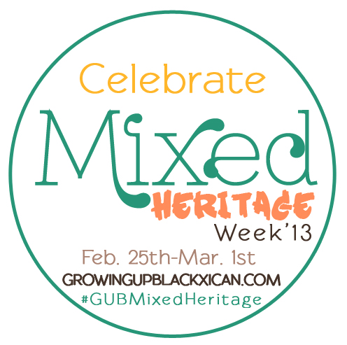 Mixed Heritage Week