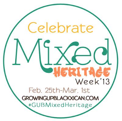 Mixed Heritage Week