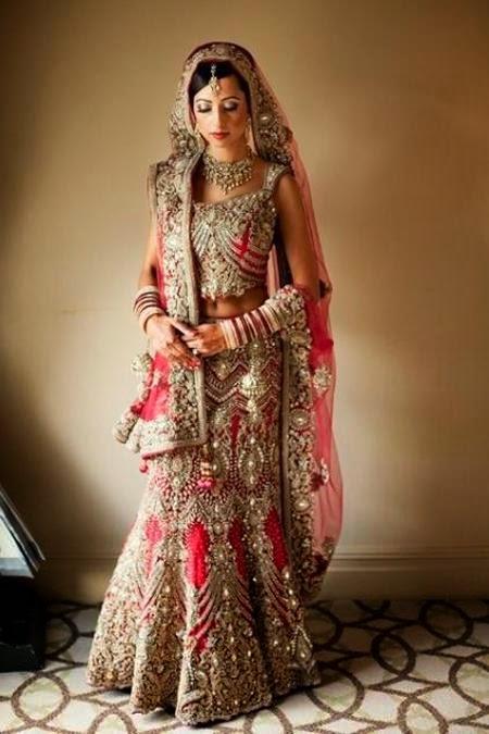 Marriage Dress For Bride | Wedding Gallery