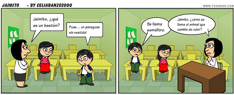 los mejores chistes de jaimito: