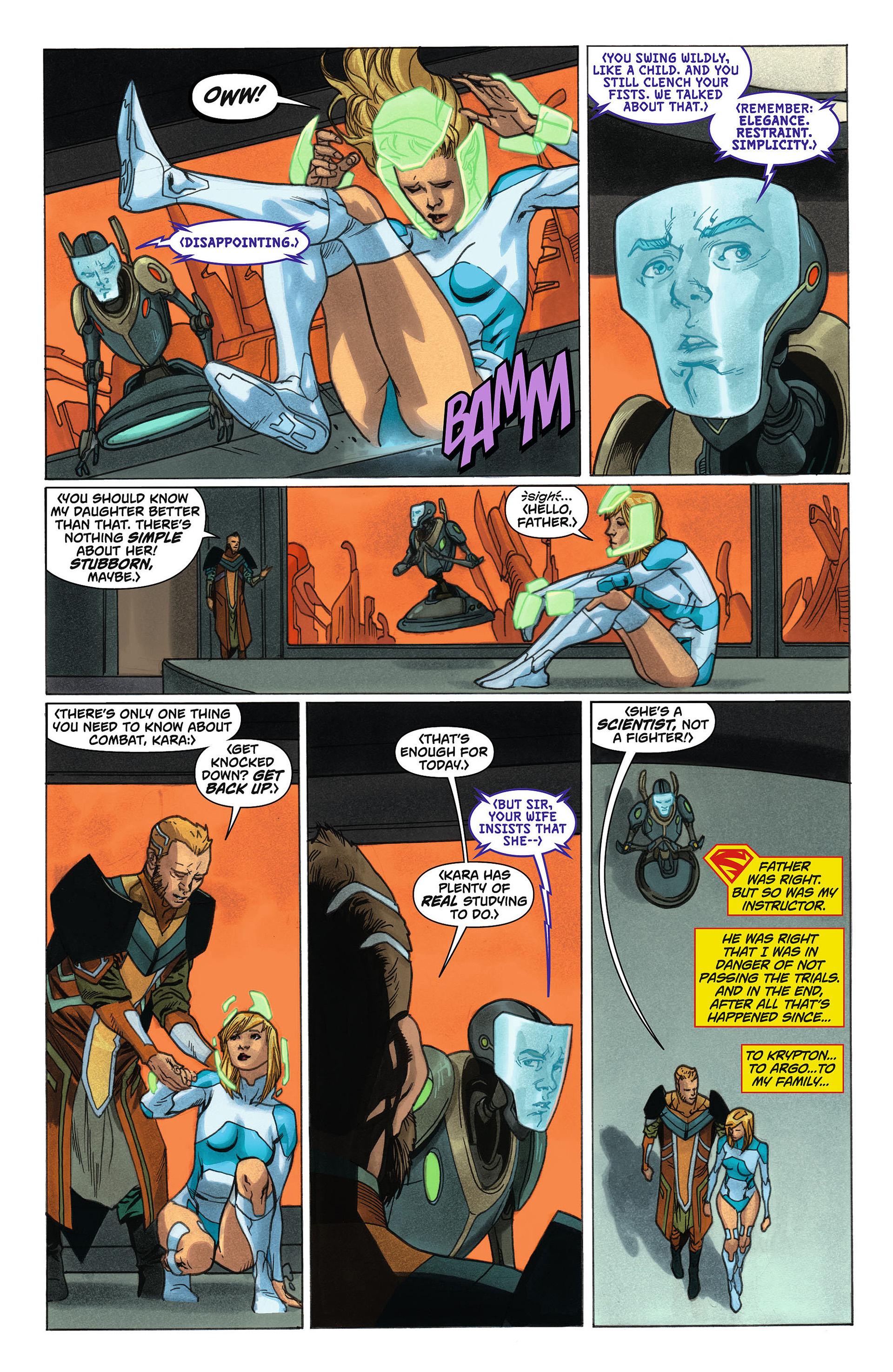 Supergirl (2011) Issue #6 #8 - English 3