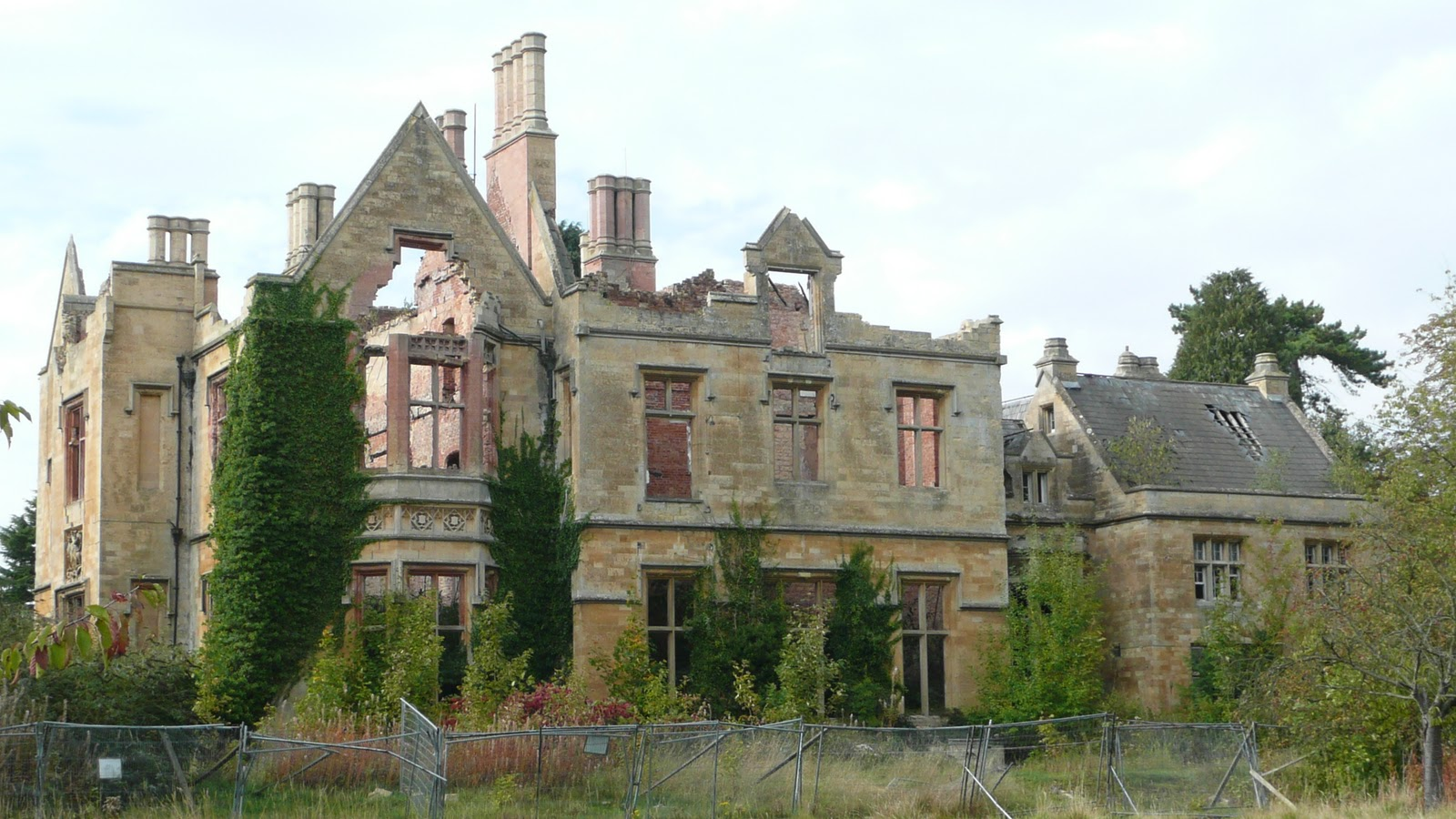 Nocton In Lincolnshire Nocton Hall Update