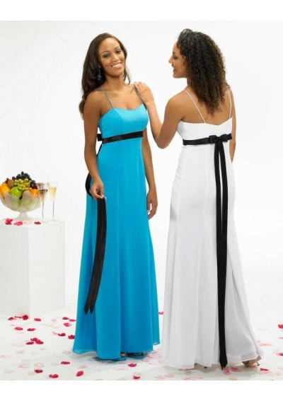 spaghetti-strap-junior-bridesmaid-dresses
