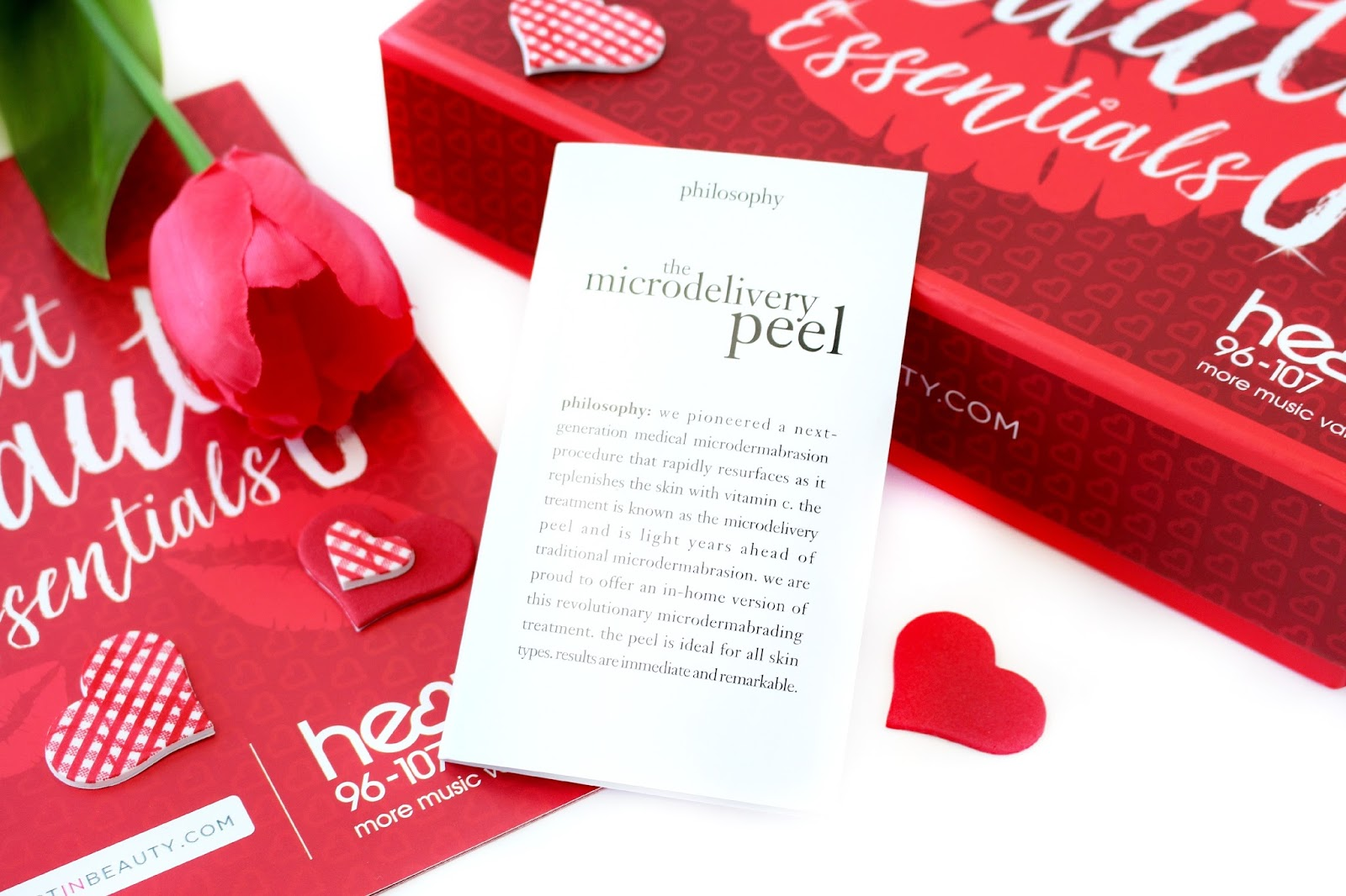The Heart Beauty Essentials Box