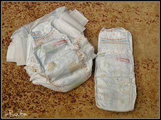 snug & dry huggies diapers