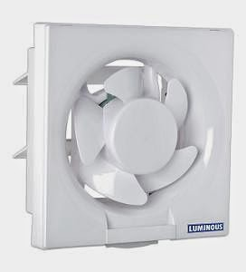 Luminous Exhaust Fan Vento Deluxe 150 Mm worth Rs.930 for Rs.649 Only at Pepperfry (2 Year Warranty)