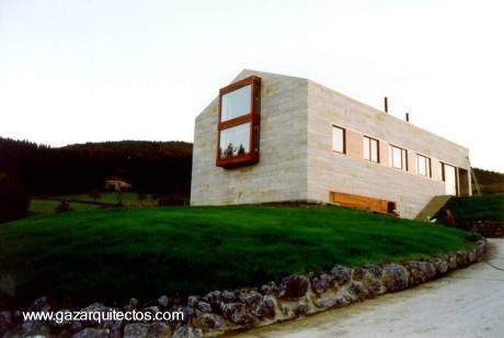 Residencia en Vizcaya, España