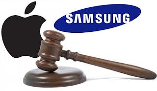 Briga de patentes na justiça entre Apple e Samsung