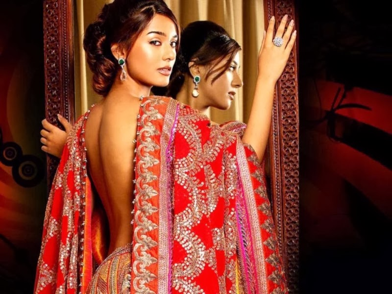Amrita Rao Nude Unseen Backless photo