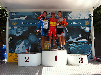 Bronze  CAMPIONATS ESPANYA BIKEMARATON 2011.