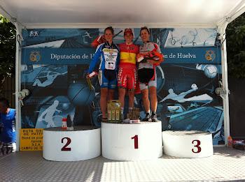 Bronze  CAMPIONATS ESPANYA BIKEMARATON 2011.
