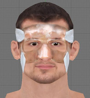 Download NBA 2K13 Tyler Zeller Cyber Face Mod
