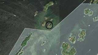 mapa islas Zavikon