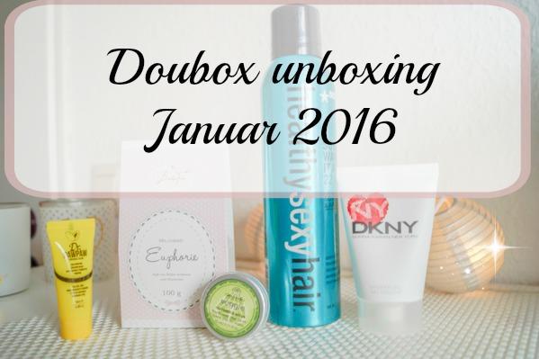 Doubox unboxing - Januar 2016