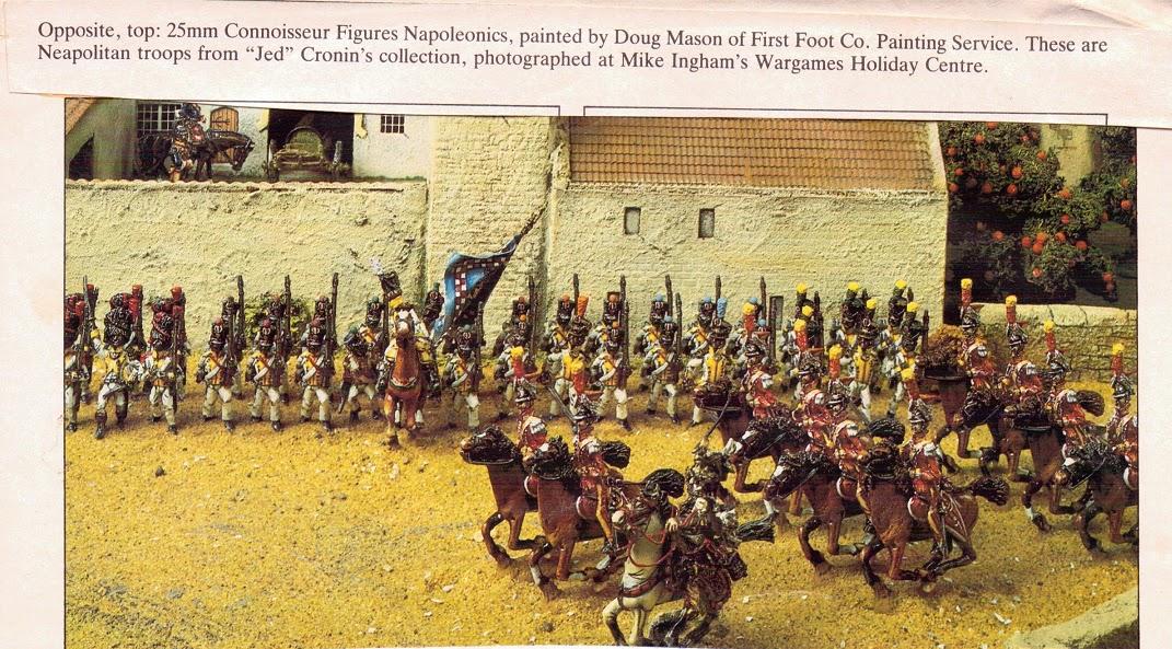 Connoisseur Napoleonics