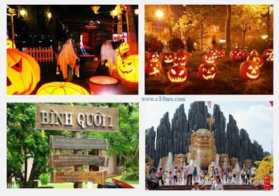 Các điểm vui chơi ở Sài Gòn trong ngày 2 tháng 9