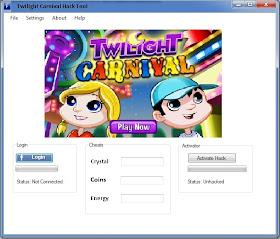 twilight carnival hack
