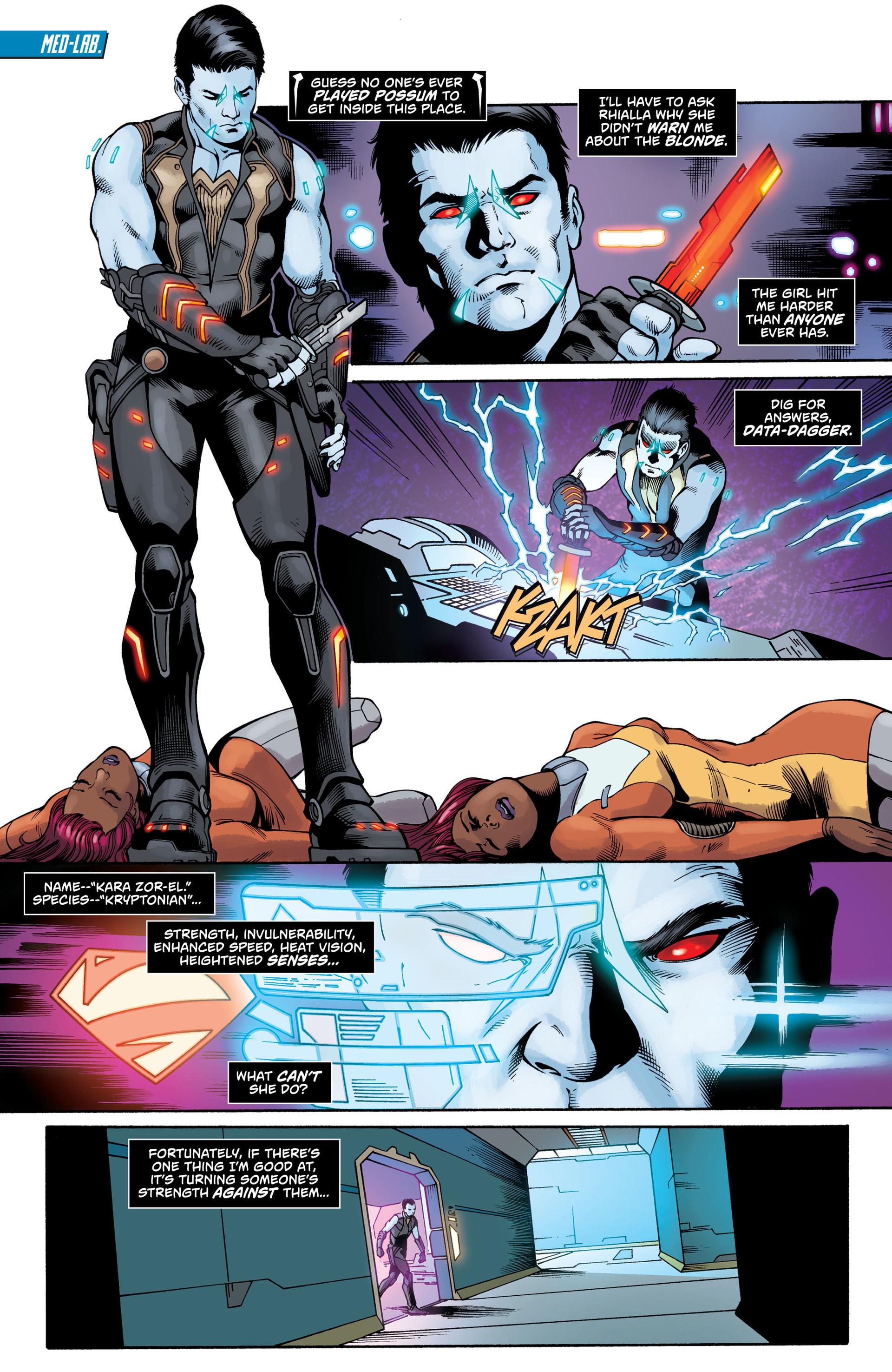 Supergirl (2011) Issue #27 #29 - English 10