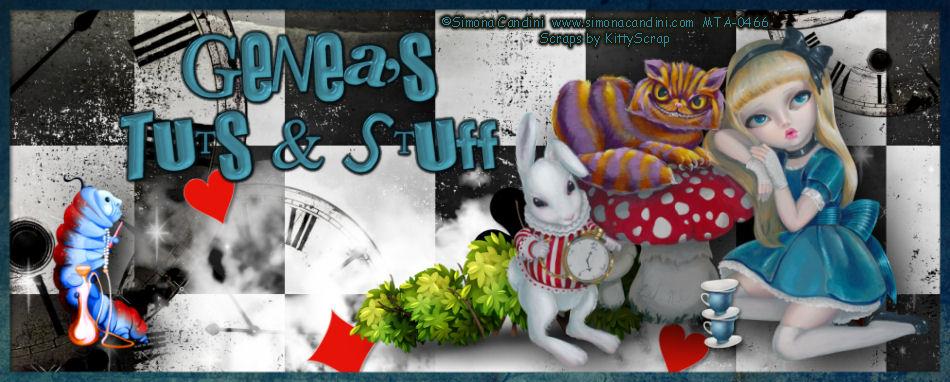 Genea's Tuts & Stuff