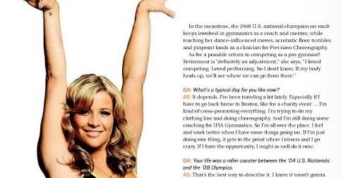 Alicia Sacramone Bra Size And Measurements: Profile, Bio ...