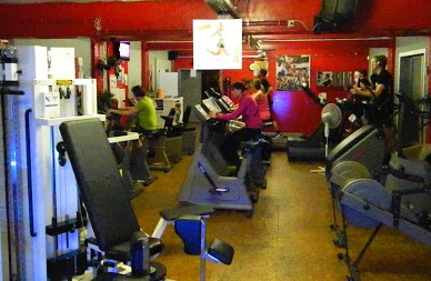 THE SPORT STUDIO Fitness Antwerpen Herentals