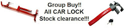 Bulk BUY Car lock Offer Price!
