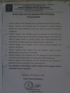 Rules for Asylum Seekers and Refugees