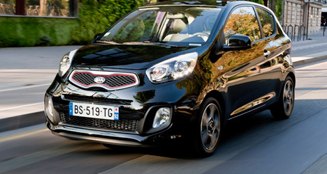 kia picanto 3 portes la nouvelle voiture pas si petite photos infos live. Black Bedroom Furniture Sets. Home Design Ideas