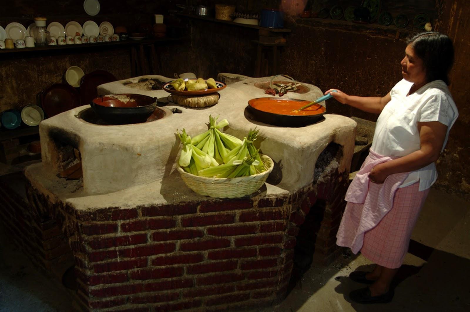 Ruta pixelia la cocina mexicana patrimonio inmaterial de for Utensilios de cocina mexicana