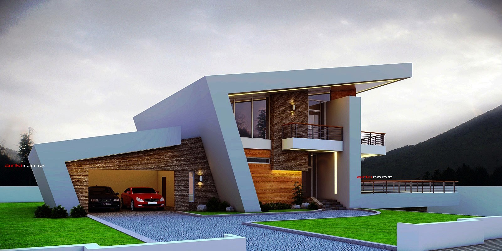 My concept house for Concept home