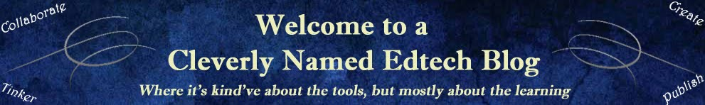 EdTechSteve Blog