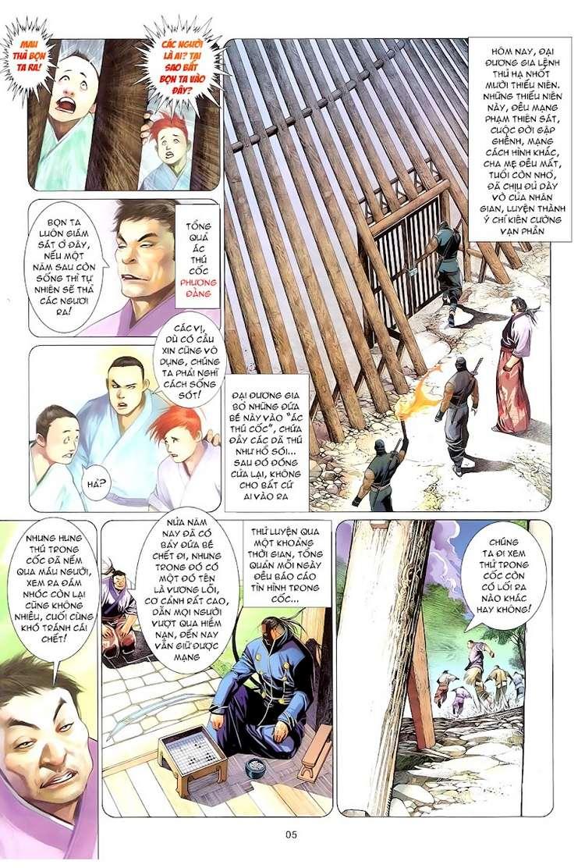 Phong Vân chap 627 Trang 5 - Mangak.info