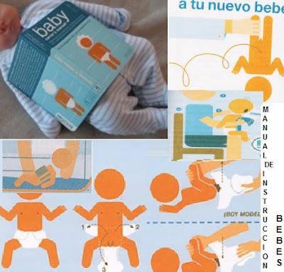 BEBES MANUAL DE INSTRUCCIONES LIBRO